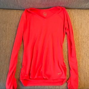 Nike Dri Fit Long Sleeve Shirt Size Small